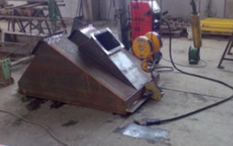 2. Sonderanfertigungen Maschinenbau