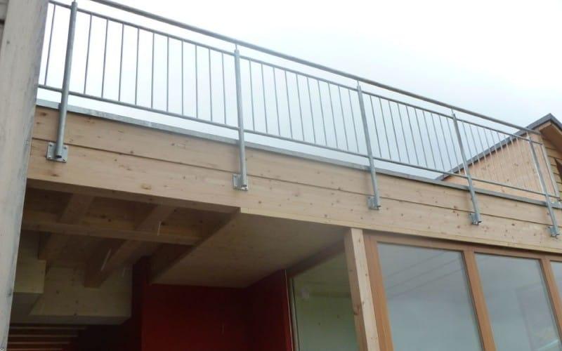 5. Professioneller Balkonbau Würzburg Schöne Balkone aus Stahl und Edelstahl bei Duran Wagner - Bild 5