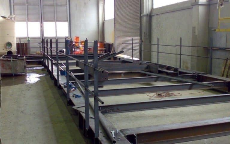 1. Spezialanfertigungen für Spezial- und Sondermaschinen für die Industrie