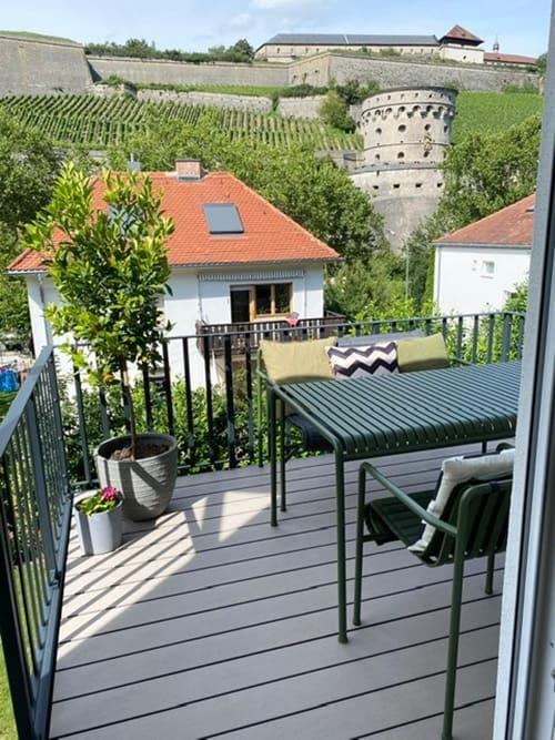 15. Professioneller Balkonbau Würzburg Schöne Balkone aus Stahl und Edelstahl bei Duran Wagner -