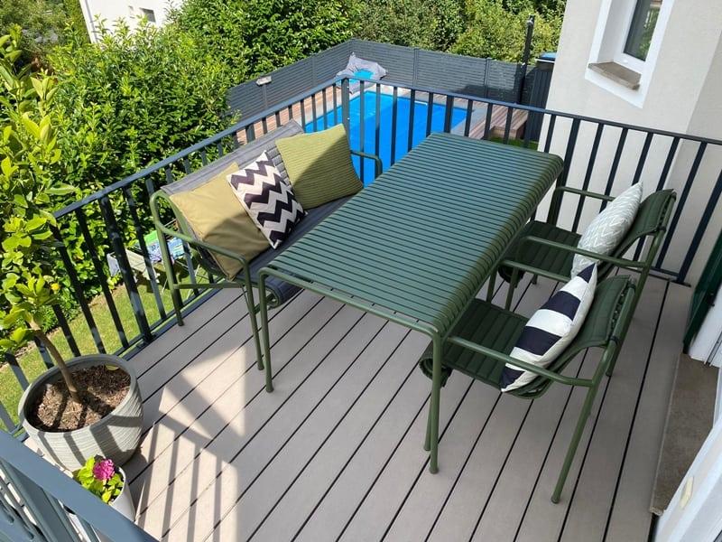 16. Professioneller Balkonbau Würzburg Schöne Balkone aus Stahl und Edelstahl bei Duran Wagner -